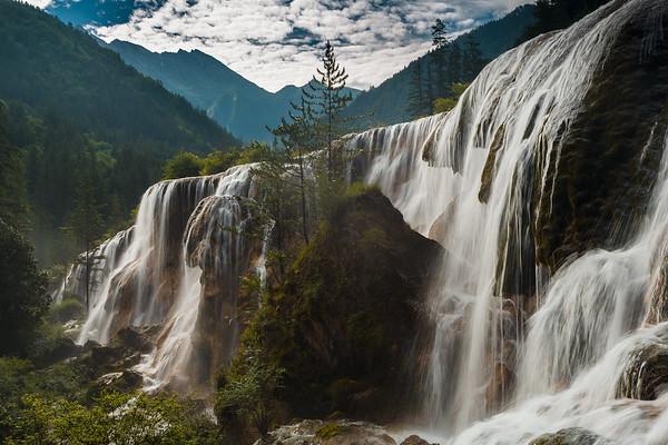 Jiuzhaigou Valley and Huanglong