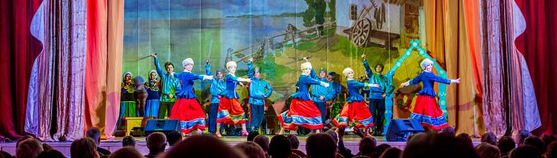 Folkloric Show (St. Petersburg)