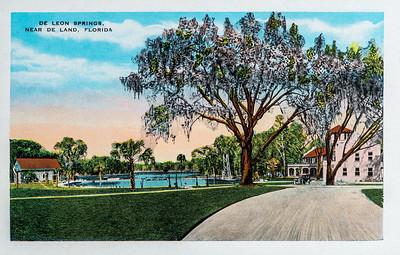 DE LEON SPRINGS  - FL