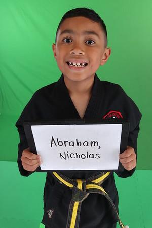 Nicholas Abraham