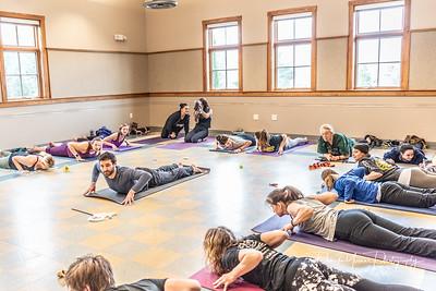 Kitten Yoga 3-2-19 AHS