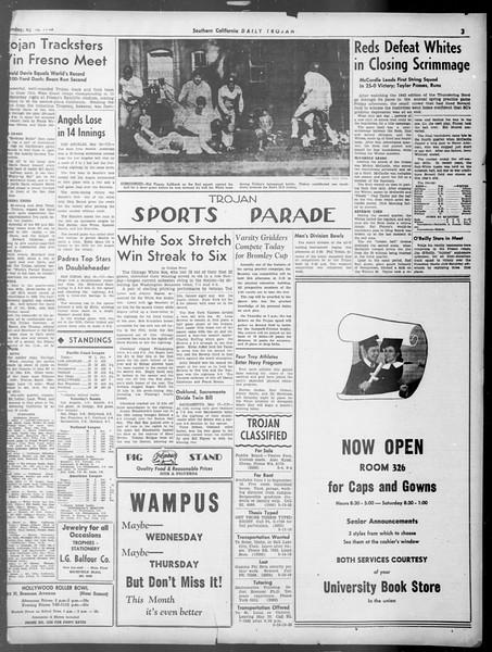 Daily Trojan, Vol. 33, No. 144, May 18, 1942