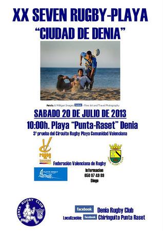 Beach Rugby - Spain