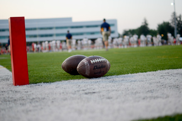 Football: Neuqua at Naperville Central 9/4/2015