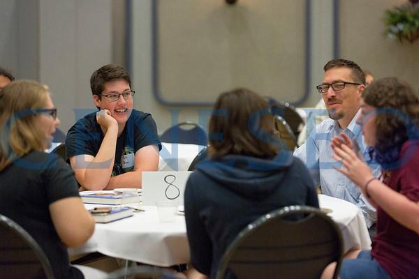 WOW: Summer Book Discussion (Photos by Annalee Bainnson)