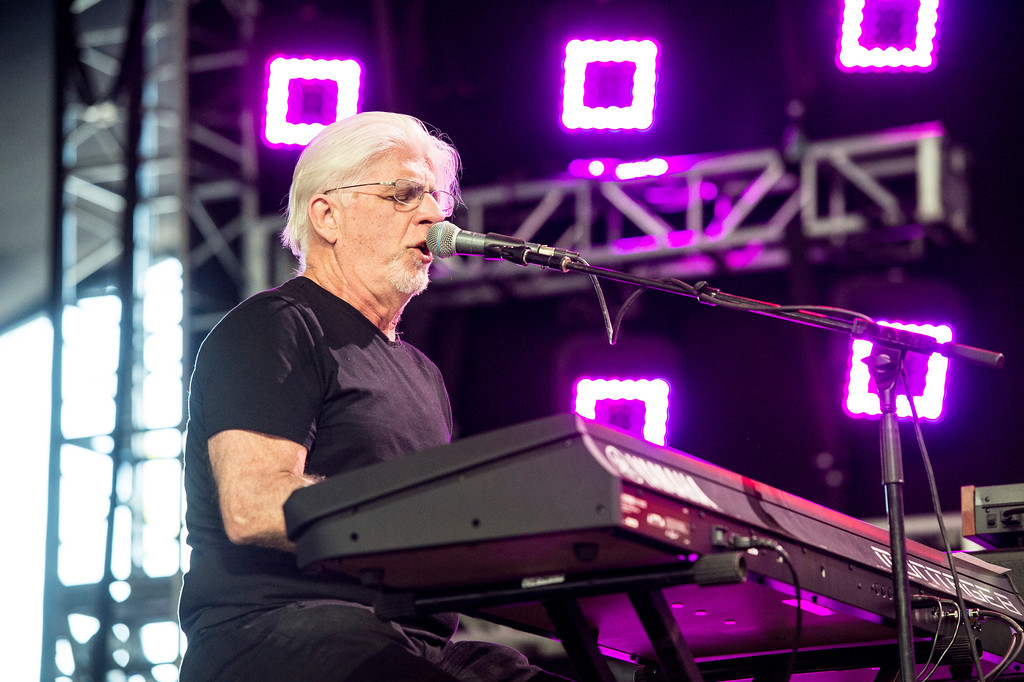 . Michael McDonald performs with Thundercat at Coachella Music & Arts Festival at the Empire Polo Club on Saturday, April 15, 2017, in Indio, Calif. McDonald performs Oct. 13 at the Hard Rock Rocksino at Northfield Park. For more information, visit www.hrrocksinonorthfieldpark.com. (Photo by Amy Harris/Invision/AP)