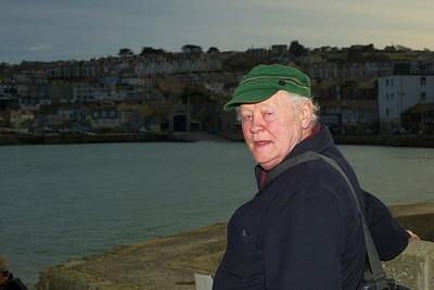 Actor Dudley Sutton