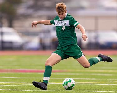 2019-10-26 | Boys HS Soccer | Central Dauphin vs. Governor Mifflin (D3 Rd2)