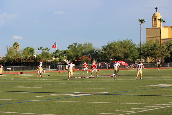 BCP Freshmen RED vs Shadow Ridge (8/22)