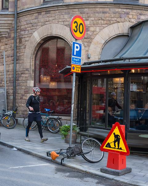 Speed, Stockholm, April 2015