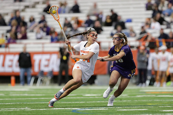Syracuse Orange v. Albany Great Danes (Womens) 2-22-18
