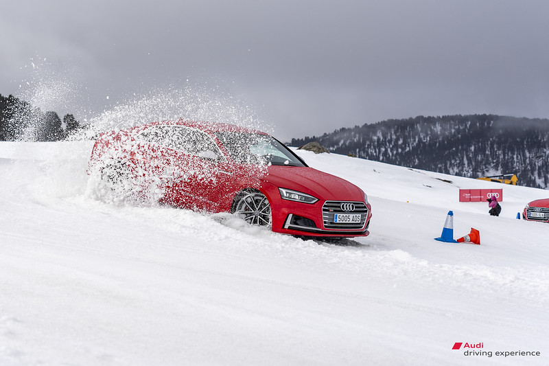 Audi Driving Experience - Baqueira Beret