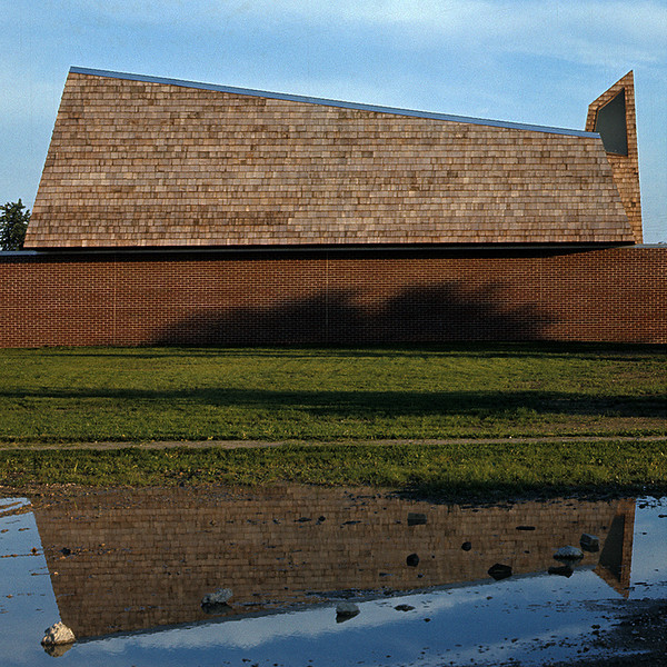 Temple Baptist Church, Champaign, Illinois