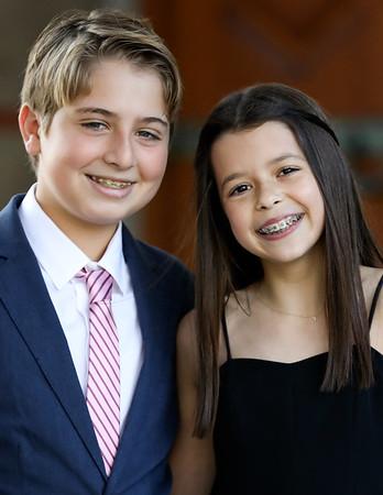 Kate & Ben's B'nai Mitzvah 10/12/19