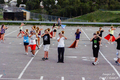 8-16-2011 Norwin Band Camp