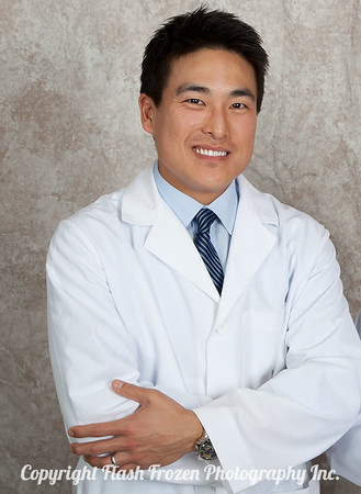Drs. Curry and Oh - Professional Headshots
