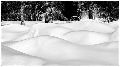 2014 Minden Lake, Ontario - Winter