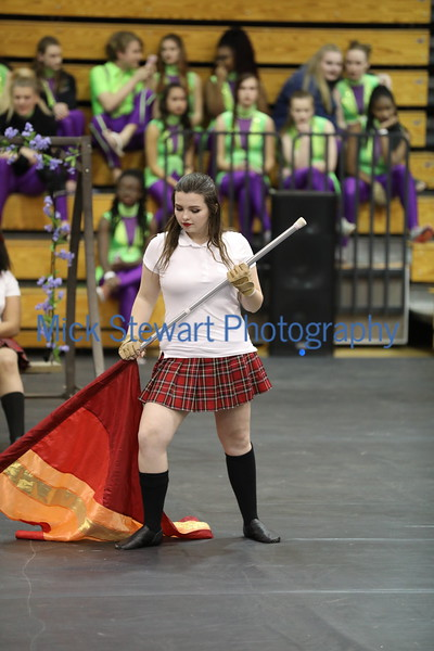 Pamlico County HS Guard
