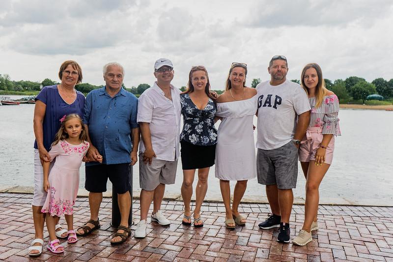 Andrea & Family