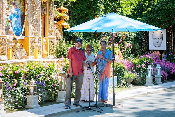 Fazlur Rahman and Hashi Rahman at Aspiration-Ground