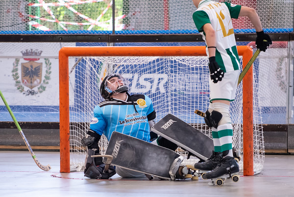 Hockey Breganze vs AFP Giovinazzo