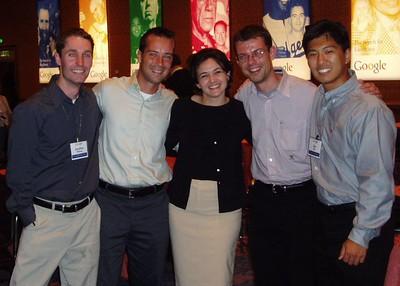 2003 - Online Management Group Dinner