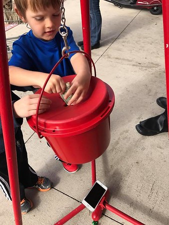 Red Kettle Challenge 2016