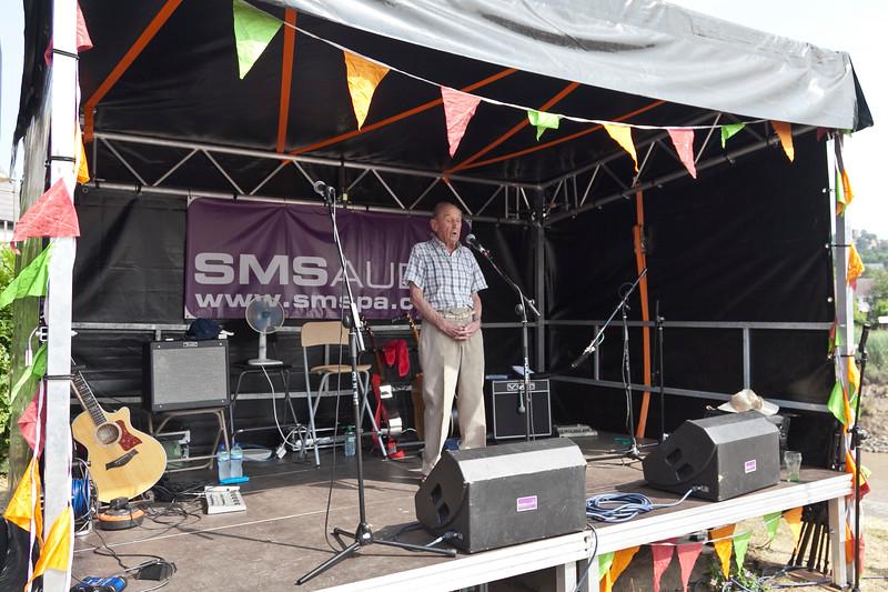 Caerleon Arts Festival Hanbury Arms 2013
