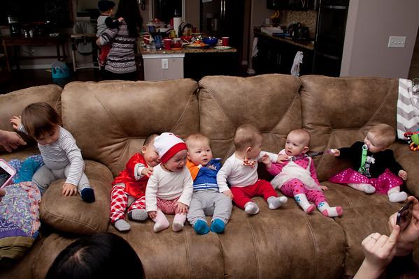 Babies Valentines Day