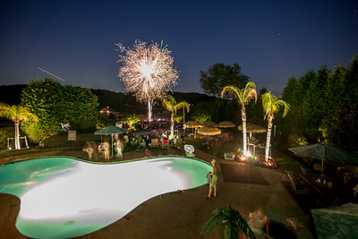 2017 4th of July Party at the Weinberg's