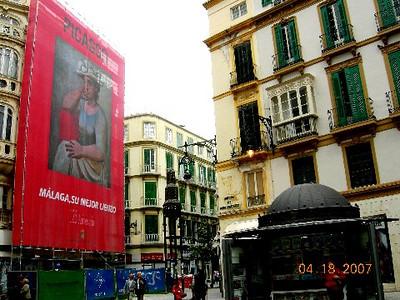 MALAGA, SPAIN (4/18/2007)