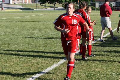 Girls Varsity Soccer - 2006-2007 - 6/8/2007 Regional Finals Tawas 1-500 (of 1646)
