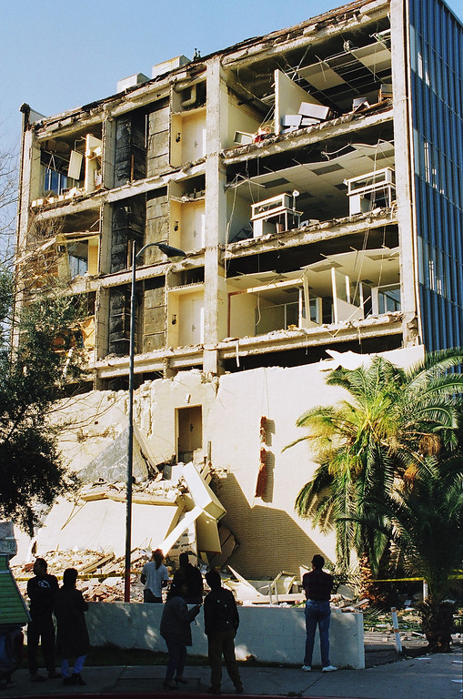 . 1994 Northridge Earthquake: The 6.7-magnitude earthquake struck on January 17, 1994 at 4:31 a.m.   (Los Angeles Daily News file photo)