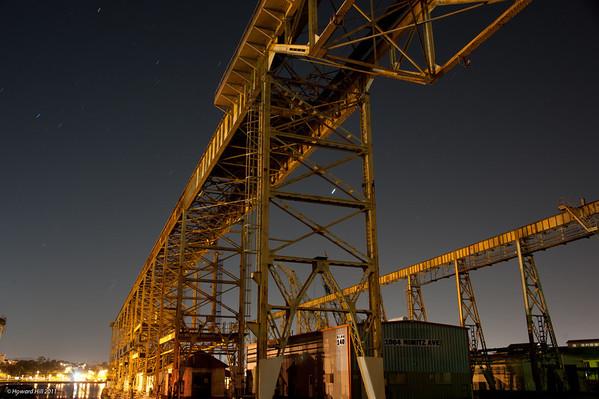 Mare Island Shipyards