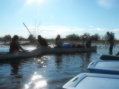 Canoe Trip, Winchester Wasteway 2010