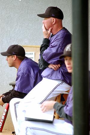 April 25, 2005 - UL Baseball vs Eagles Landing