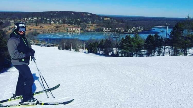 skiing in pocono mountains
