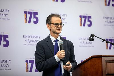 4th Annual Massry Lecture - Chris Corrado ('81)