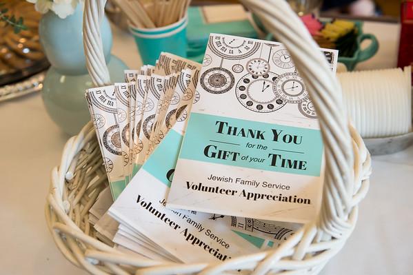 Volunteer Appreciation 2018