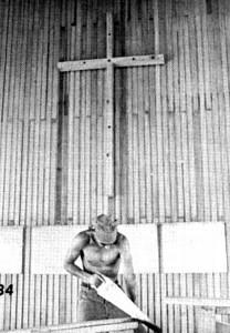 NSA Chapel...Chu Lai...1967