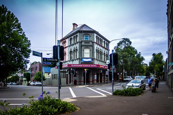 Darlington : Abercrombie Street (Private)
