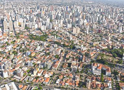 Take a journey over Curitiba, Brazil-NOT MINE
