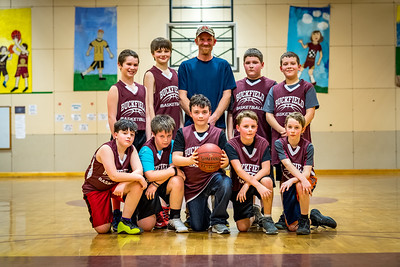 2018-02-12 Buckfiled Youth Basketball