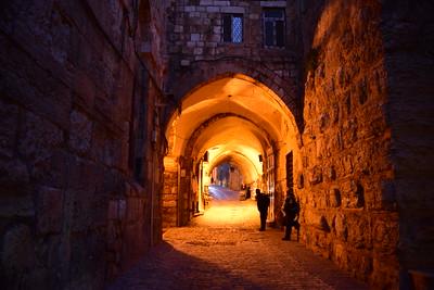 Old City Jerusalem @ Night 2014