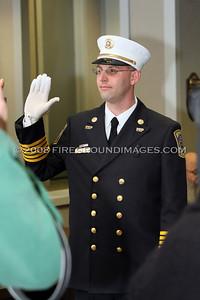 Shelton Fire Department Promotion Ceremony (Shelton, CT) 11/20/08