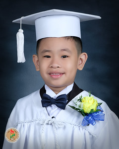 Preschool Toga with Hat  SY2019-2020