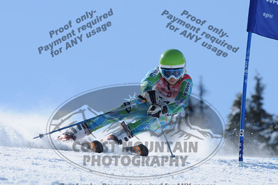 Whistler Cup 2012 - K1 Girls GS