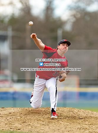 4/20/2018 - Varsity Baseball - Wells vs Kennebunk