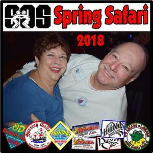 2018 SOS Spring Safari Profile Pictures