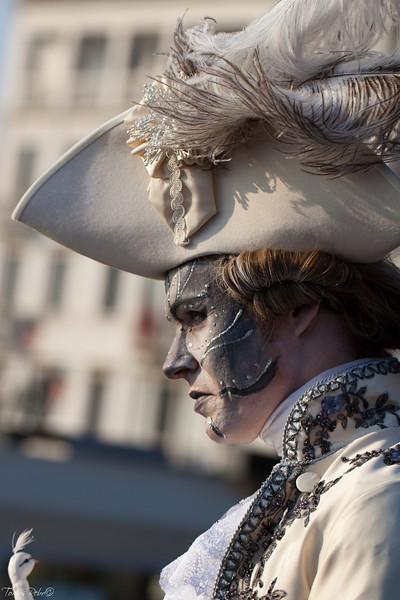 Venice carnival 2010, Italy
